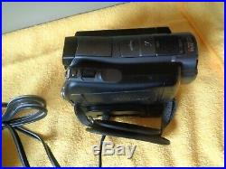 Sony HDR-SR12 120 GB Handycam Camcorder with Docking Station DCRA-C210 + More