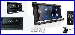 Sony XSP-N1BT 2DIN CD MP3 USB Smartphone Docking Station und Empfänger GEBRAUCHT