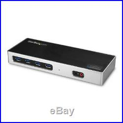 StarTech. Com Dual-4K Docking Station with 6 x USB 3.0 Ports DK30A2DH