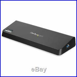 StarTech. Com Dual Monitor USB 3.0 Docking Station with HDMI & 4K DisplayPort U