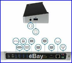 StarTech. Com Triple-Monitor USB 3.0 Docking Station 1x HDMI 2x DisplayPort