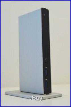 StarTech. Com USB 3 Laptop Docking Station with Dual DVI HDMI & VGA Adapters A Grad