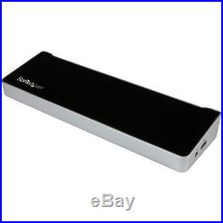 StarTech. Com USB C Docking Station Triple-4K Monitor Windows / MacBook