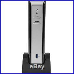 StarTech. Com Wireless (WiGig) or USB-C Dual-Monitor Docking Station (Black)