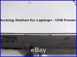 StarTech USB C Docking Station Triple 4K Monitors Windows/Mac USB C L