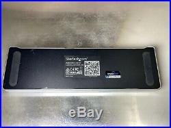 Startech. Com USB3DOCKH2DP Triple-Monitor USB 3.0 Universal Docking Station HDMI