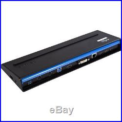 Targus ACP71EU USB 3.0 SuperSpeed Dual Video Docking Station with Power except