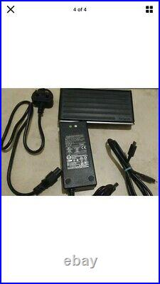 Targus USB-C Dual Video 4K Docking Station Black (DOCK180EUZ)