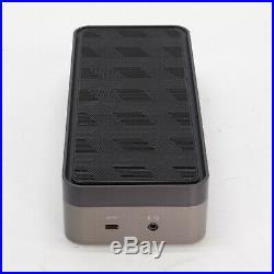 Targus USB-C Universal Four Head Quad HD (QVHD) Docking Station DOCK520USZ
