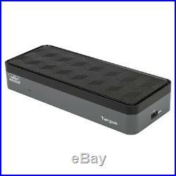 Targus USB-C Universal Quad 4K (QV4K) Docking Station DOCK570 USZ