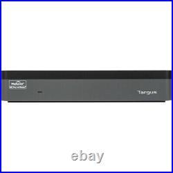 Targus USB-C Universal Quad 4K (QV4K) Docking Station with 100W Power Delivery