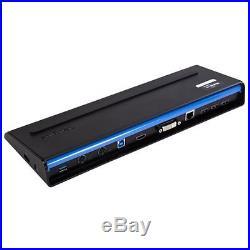 Targus Universal USB 3.0 DV4K Docking Station with Power (dock177usz)