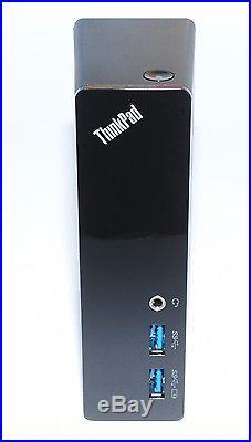 ThinkPad Basic USB 3.0 Docking Station 4X10A06688 X1 Carbon, 1e, Helix, T440/T440s