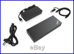 ThinkPad Hybrid USB-C with USB-A Dock X1 Carbon Yoga T14/s P14s P15s 40AF0135AU
