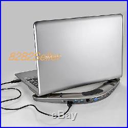 USB 3.0 Boomerang Station Universal USB Docking Station laptop Portable JUD480