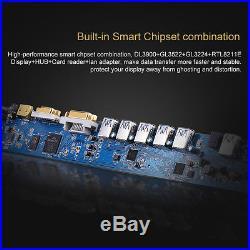 Ugreen USB3.0 Hub to HDMI DVI VGA Converter Ethernet SD Card Reader Dock Station