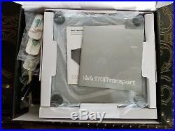 WADIA Digital 170I Transport iPod DAC Bypass Dock Station System Box Manuals