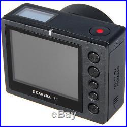 Z Camera E1 Mini 4K UHD Interchangeable Lens 16MP CMOS Sensor Micro Four Thirds